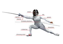fencing equipment liberty fencing club llc